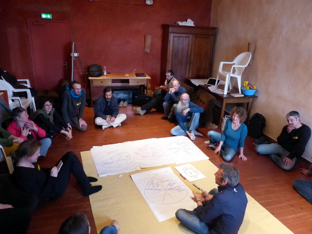 Gallery 2nd Jump-Meeting in France