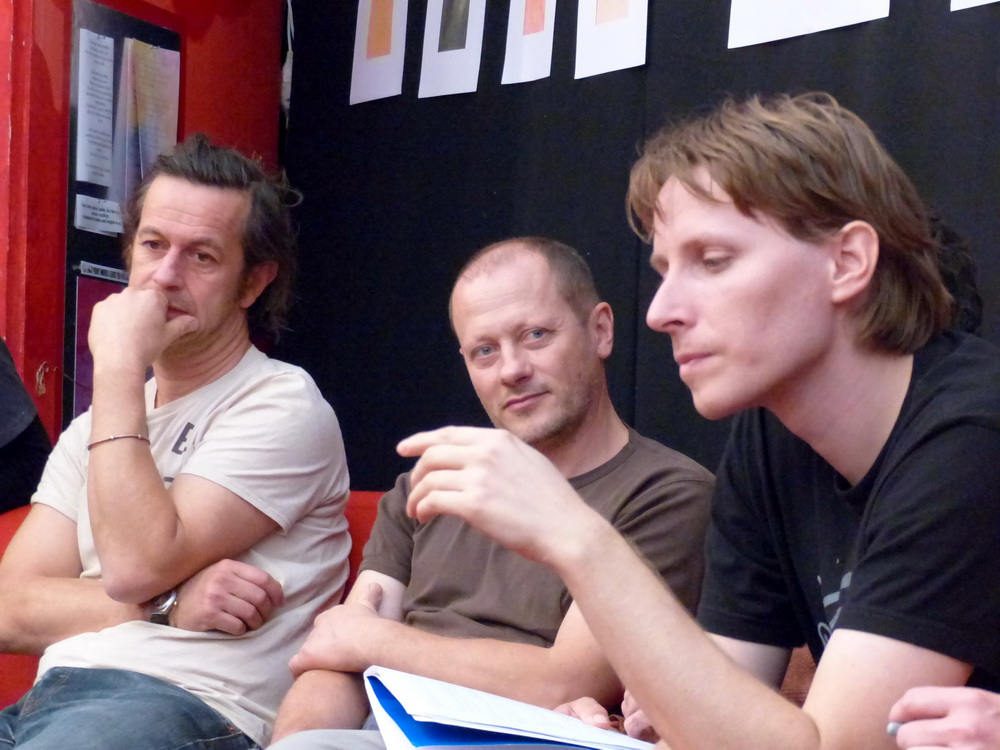 Rowland Keable, Roman Miskov, Marian Ontkoc