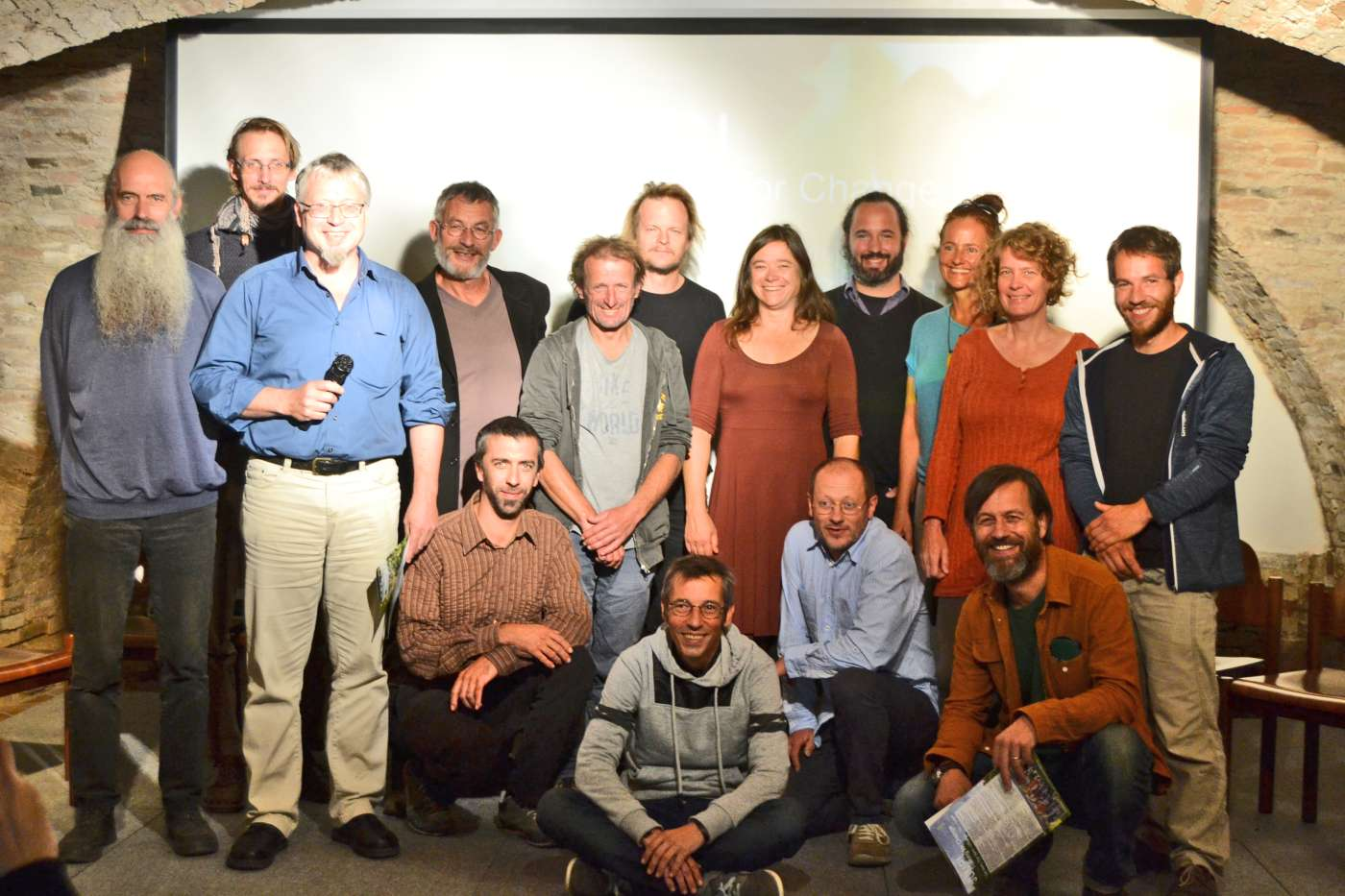 Building the Ecology of Change: Dissemination Event in Austria