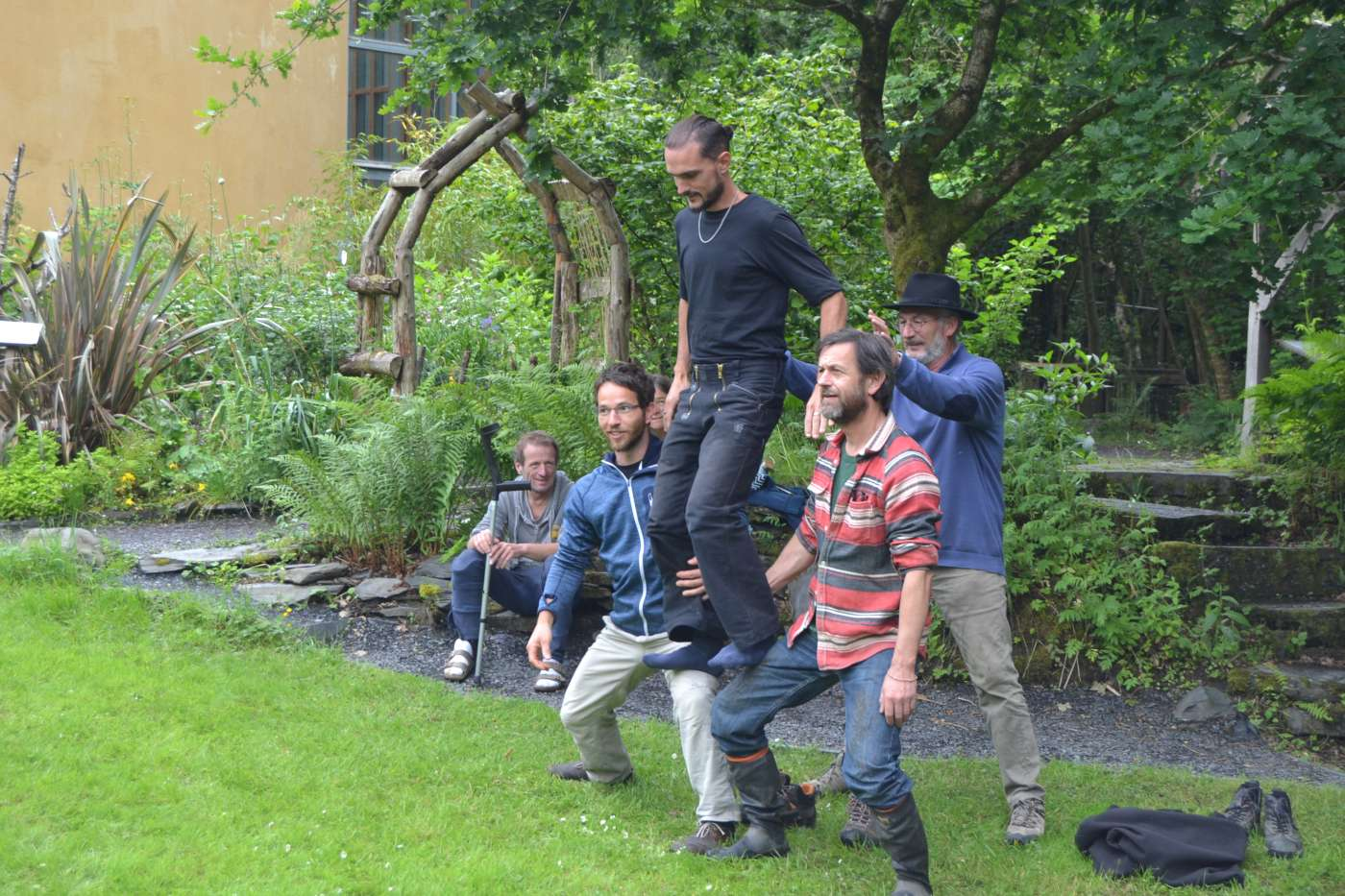 4th Meeting & Newsletter: </br>Welsh Summer